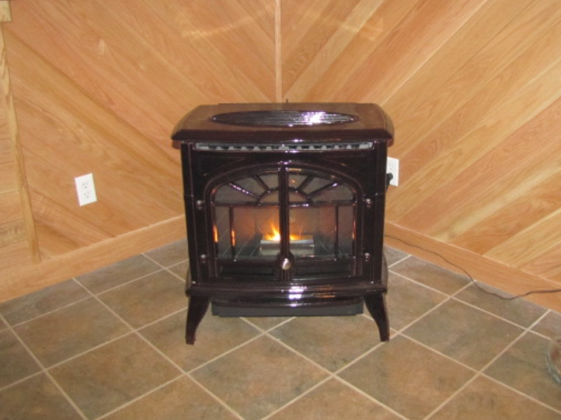 DW Installs 012-2 - Wigger's Canoe, Kayak, Pellet Stoves And Wood Stoves Galleries